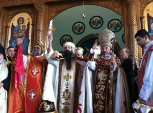 Oriental Orthodox Concelebrated Liturgy (2012)