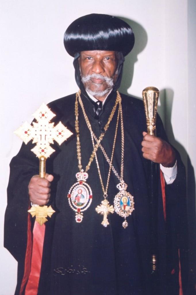 His Holiness Abune Antonious I, Patriarch of Asmara and all Eritrea
