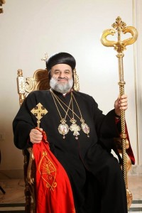 His Holiness Moran Mor Ignatius Aphrem II Patriarch of Antioch and all the East