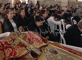 Fr. Fadi Funeral