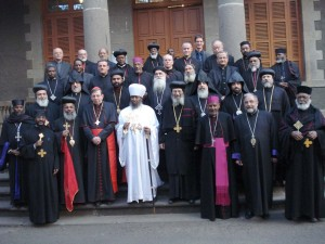 Dialogue between the Catholic  and the Oriental  Churches 2012