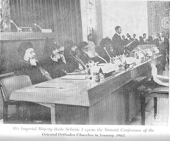 The opening speech of the 1965 Addis Ababa conference by His Imperial Majesty H/Selassie